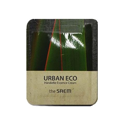 The Saem Urban Eco Harakeke Essence Cream Крем-эссенция с экстрактом новозеландского льна