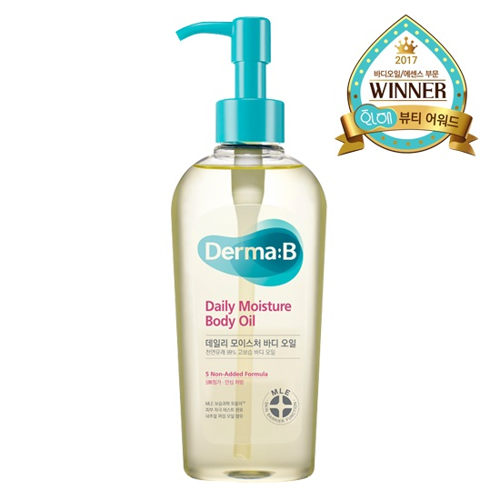 Derma-B Daily Moisture Body Oil Масло для тела, 200 мл