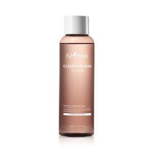 Isntree Clear Skin BHA Toner Очищающий тонер для жирной кожи, 200 мл