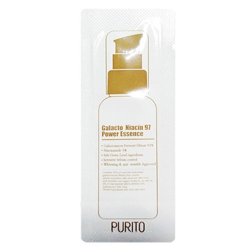 Purito Galacto Niacin 97 Power Essence Ферментированная эссенция