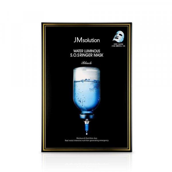 JMsolution Water Luminous S.O.S. Ringer Ультраувлажняющая тканевая маска