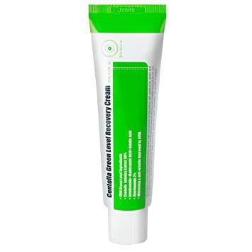 Purito Centella Green Level Recovery Cream Успокаивающий крем с центеллой, 50 мл