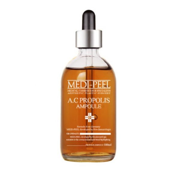 Medi-Peel A.C Propolis Ampoule Ампульная эссенция для проблемной кожи, 100 мл