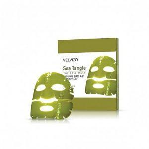VELVIZO Sea Tangle The Real Mask Маска из свежей мякоти ламинарии