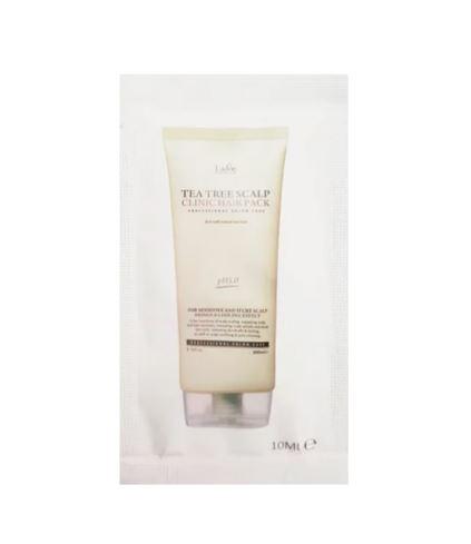 La'dor Tea Tree Scalp Hair Pack Маска-пилинг для волос и кожи головы, 10 мл
