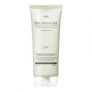La'dor Tea Tree Scalp Hair Pack Маска-пилинг для волос и кожи головы, 200 мл