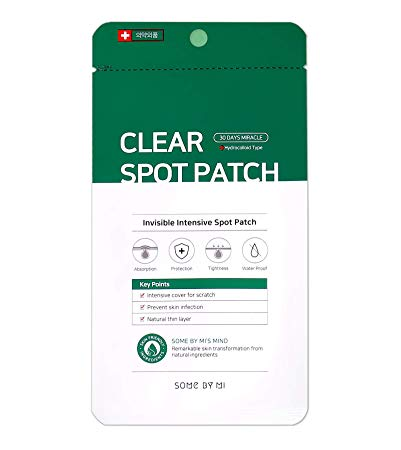 Some By Mi Clear Spot Patch Патчи от воспалений и акне