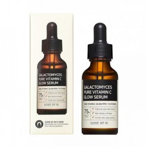 Some By Mi Galactomyces Pure Vitamin C Glow Serum Осветляющая сыворотка с галактомисисом и витамином, 30 мл