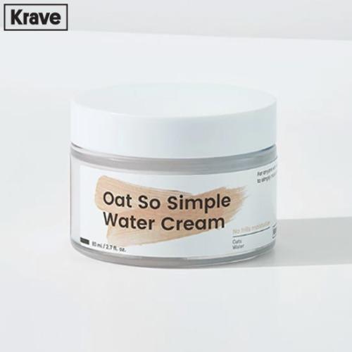 Krave Beauty Oat So Simple Water Cream Увлажняющий крем, 80 мл