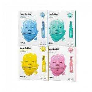 Dr.Jart+ Cryo Rubber Альгинатная маска для лица 4 мл + 40 г
