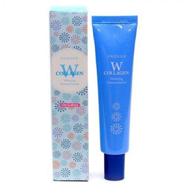 Enough W Collagen Whitening Premium Essence Осветляющая эссенция с коллагеном, 30 мл