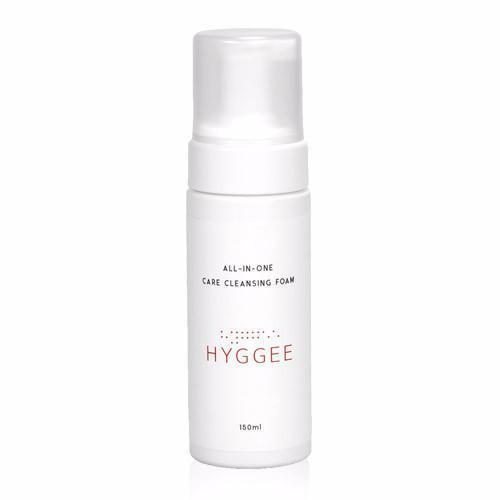 HYGGEE All-In-One Care Cleansing Foam Пенка для умывания лица с низким уровнем pH, 150 мл