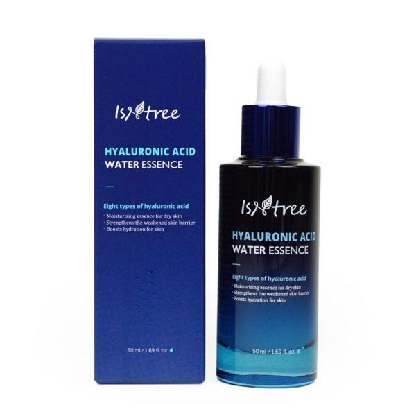 Isntree Hyaluronic Acid Water Essence Увлажняющая восстанавливающая эссенции, 50 мл