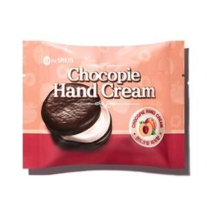 The Saem Chocopie Hand Cream Peach Персиковый крем для рук, 35 мл