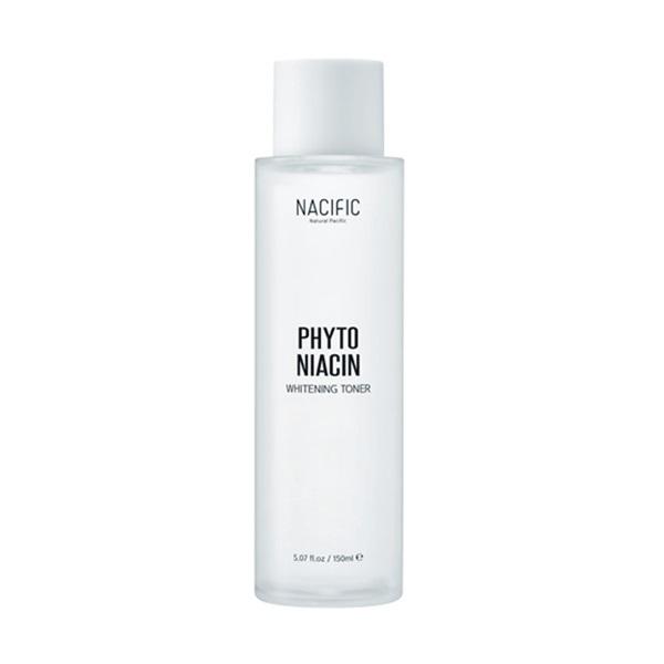 Nacific Phyto Niacin Whitening Toner Осветляющий тонер против пигментации, 150 мл
