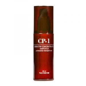 CP-1 Keratin Concentrate Ampoule Концентрированная эссенция для волос с кератином, 80 мл