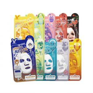 Elizavecca Deep Power Ringer Mask Pack Тканевая маска
