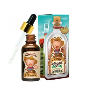Elizavecca Farmer Piggy Argan Oil Масло арганы 100% для лица, тела, волос, 30 мл