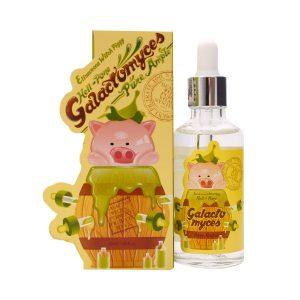Elizavecca Witch Piggy Hell-pore Galactomyces Pure Ample Сыворотка со 100% экстрактом галактомисиса, 50 мл