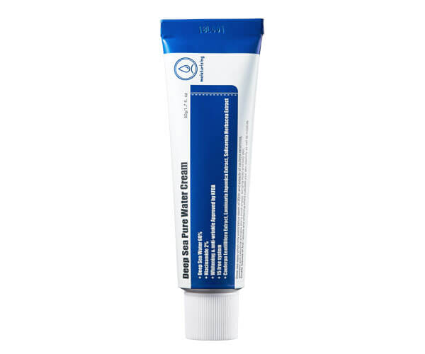 Purito Deep Sea Pure Water Cream Крем для глубокого увлажнения кожи, 50 мл