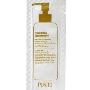 Purito From Green Cleansing Oil Органическое гидрофильное масло