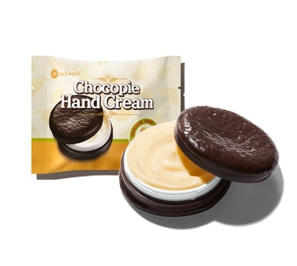The Saem Chocopie Hand Cream Mango Крем для рук с манго, 35 мл