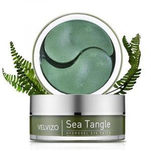 VELVIZO Sea Tangle Hydrogel Eye Patch Гидрогелевые патчи с экстрактом морских водорослей