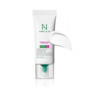 Ample:N Ceramide Shot Sun Care SPF 50 Солнцезащитный крем с керамидами, 40 мл