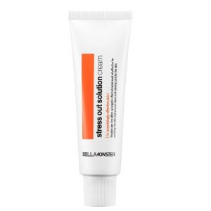 BellaMonster Stress Out Solution Cream Крем анти стресс с экстрактом моркови, 40 мл