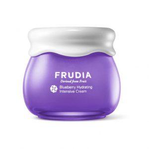 Frudia Blueberry Hydrating Intensive Cream Интенсивно увлажняющий крем с 69% экстрактом черники, 55 мл