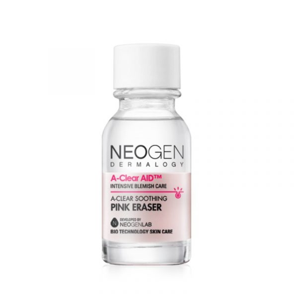 Neogen A-Clear Soothing Pink Eraser Точечное средство против акне, 15 мл