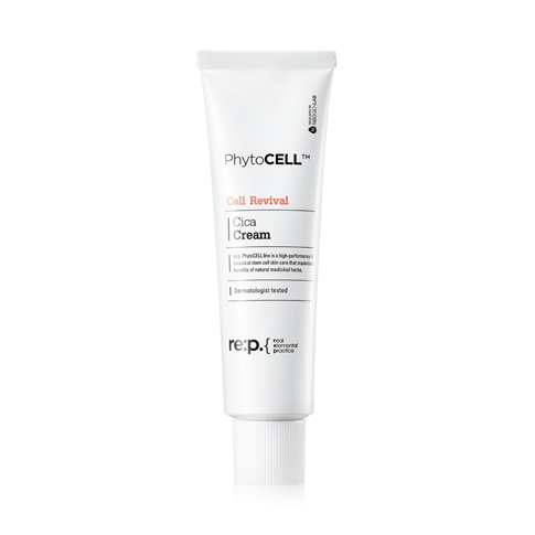 RE:P Cell Revival Cica Cream Восстанавливающий крем, 50 мл