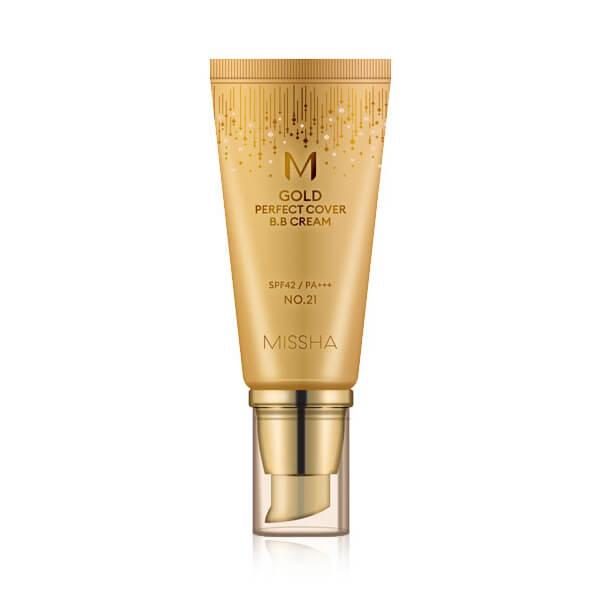 Missha M Perfect Cover BB Cream Gold SPF42 Многофункциональный ББ крем, 50 мл