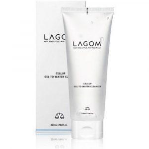 Lagom Cellup Gel To Water Cleanser Гель для утреннего умывания, 220 мл