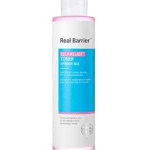 Real Barrier Cicarelief Toner Успокаивающий тонер для чувствительной кожи, 190 мл