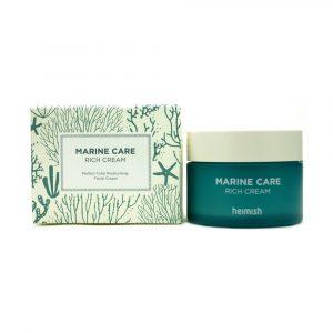 Heimish Marine Care Rich Cream Интенсивно увлажняющий крем, 60 мл
