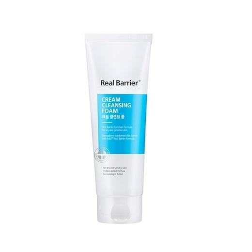 Real Barrier Cream Cleansing Foam Кремовая пенка, 150 мл