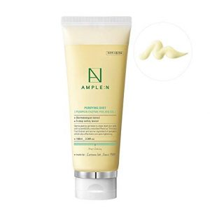 Ample:N PurifyingShot Pumpkin Enzyme Peeling Gel Мягкий пилинг-гель, 100 мл