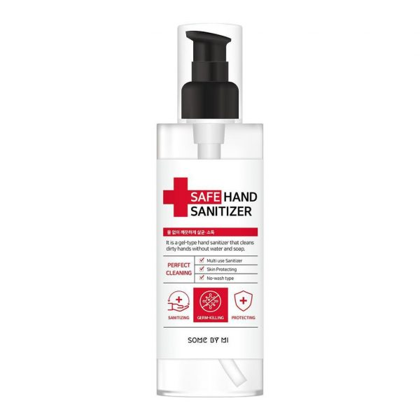Some By Mi Safe Hand Sanitizer Антибактериальный гель для рук, 90 мл