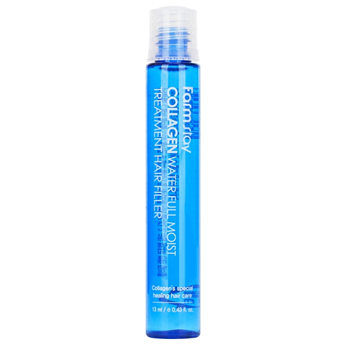 Farmstay Collagen Water Full Moist Treatment Hair Filler Увлажняющий филлер с коллагеном для волос, 13 мл