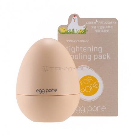 Tony Moly Egg Pore Tightening Cooling Pack Охлаждающая маска, 30 г