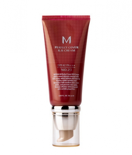 Missha M Perfect Cover BB Cream BB крем, 50 мл
