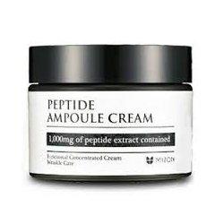 Mizon Peptide ampoule cream Пептидный крем, 50 мл