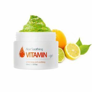 The Skin House Aloe Soothing Vitamin Gel Витаминный гель, 50 мл