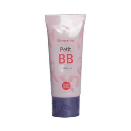 Holika Holika Petit BB Cream Shimmering Увлажняющий BB-крем с эффектом сияния, 30 мл