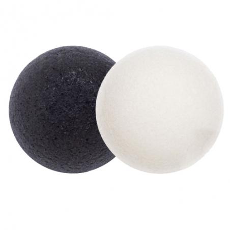 Missha Natural Soft Jelly Cleansing Puff Спонж для умывания из натурального конняку