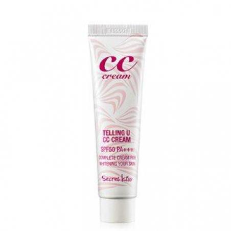 Secret Key Telling U CC Cream Осветляющий СС крем, 30 мл